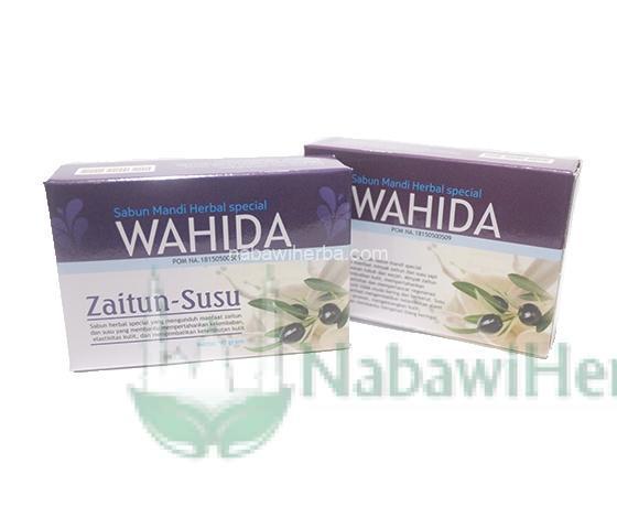 wahida zaitun susu new