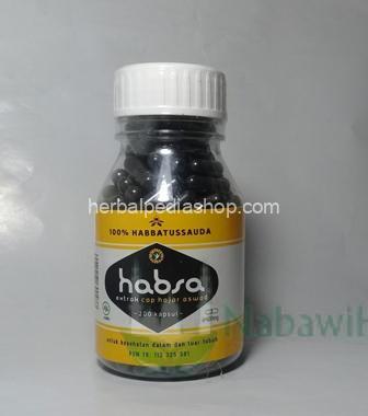Habbatussauda extract Habsa 200kpsl