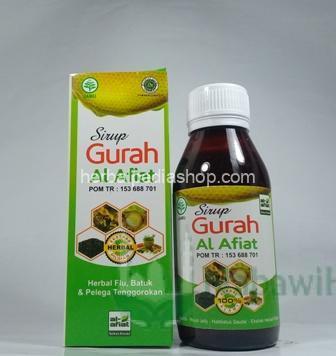 Sirup Gurah Al-Afiat 125ml
