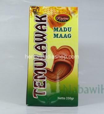 Madu Maag (Temu Lawak) 350gr @ 350 gr