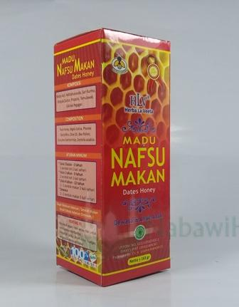 Madu Nafsu Makan HLV