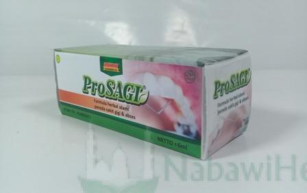 Prosagi (Osagi Obat Sakit Gigi)
