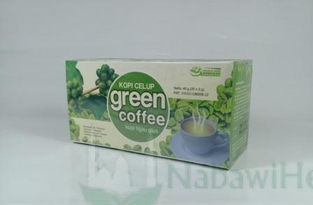 Kopi Celup Green Coffee Tazakka
