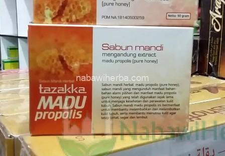 sabun madu tazakka