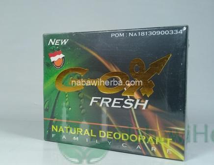 Deodorant Herbal Alami Giox Fresh