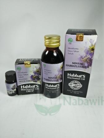 Habbats Blackseed Oil Drop
