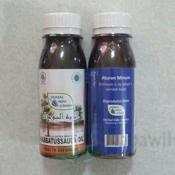 Habbatussauda Oil 100ml HIU