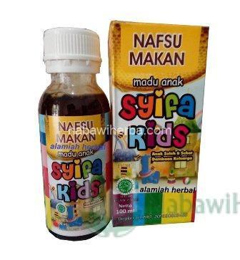 Nafsu Makan Syifa Kids