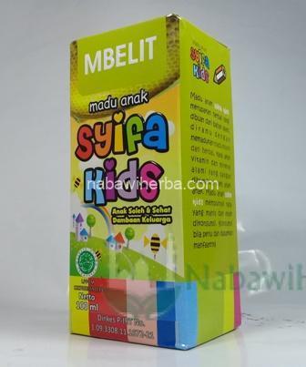 Sembelit Syifa Kids