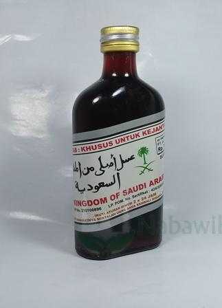 Madu Kejantanan Arab Yaman 140ml