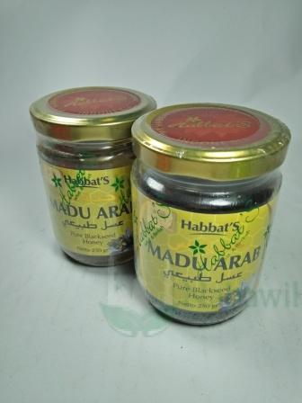 Madu Arab Habbats Blackseed