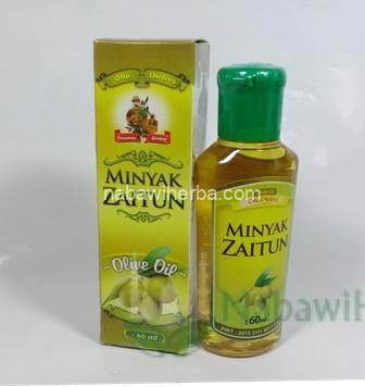 Zaitun Ghuroba 60ml