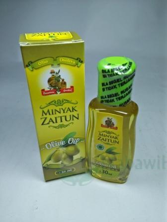 Minyak Zaitun 30 ml Ghuroba