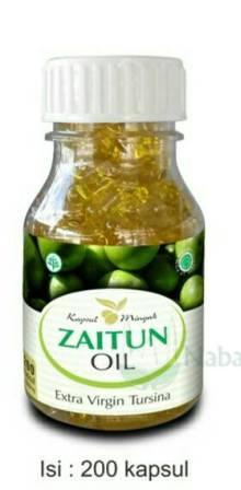 Zaitun Extra Virgin HIU 200k