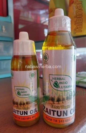 Zaitun Oil Extra Virgin HIU