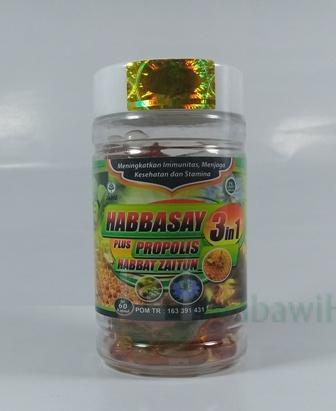 habbasay 3 in 1 60kpsl