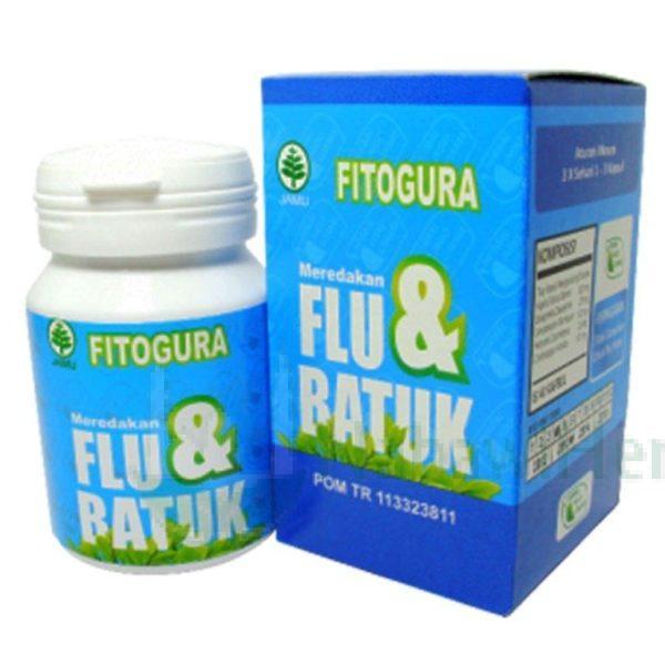 Fitogura Flu&Batuk HIU