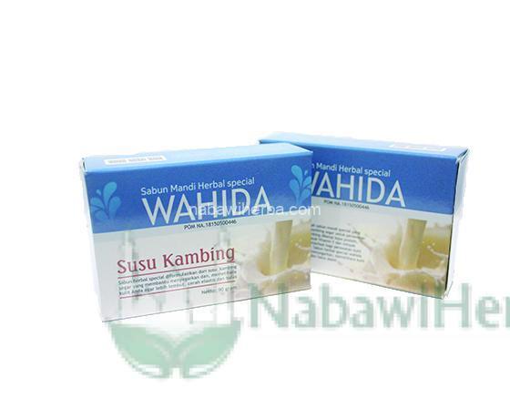 wahida susu kambing new