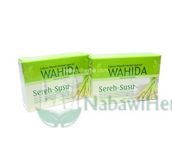 wahida sereh susu new