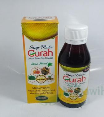 Sirup Gurah AlAfiat 75ml