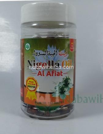 Habbat Oil Al-Afiat 60kpsl