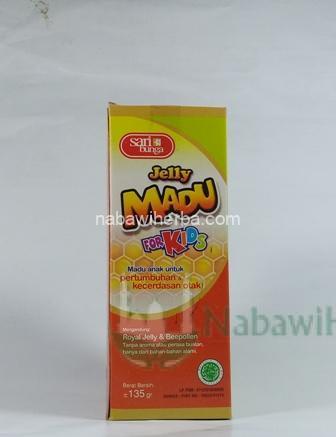 Jelly Madu For Kids