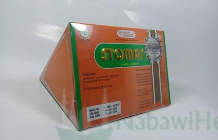 Stomafit (Maag & Gangguan Pencernaan)