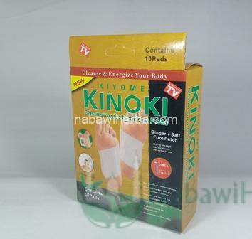 Koyo Kinoki (isi 5 pasang)