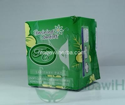 Pembalut Herbal Avail Pantyliner (isi 20 lembar)