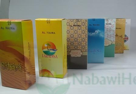 Parfum Import Naira 6 ml