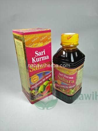 KRM039-Sari Kurma Jambu Sahara