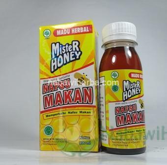 Mister Honey Nafsu Makan