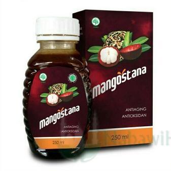 Madu Mangostana Hiu