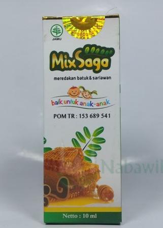 Mix Saga Green Zone